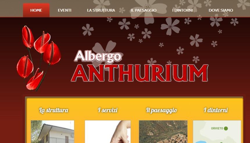Albergo Anthurium