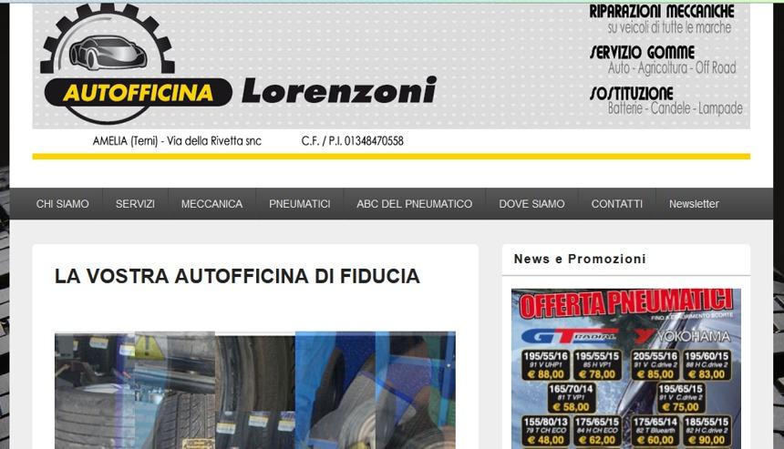 Autofficina Lorenzoni