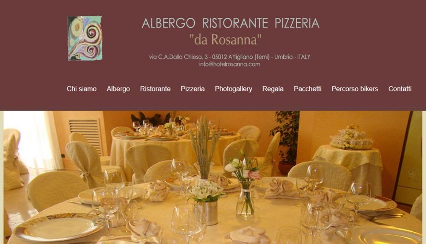 Hotel da Rosanna