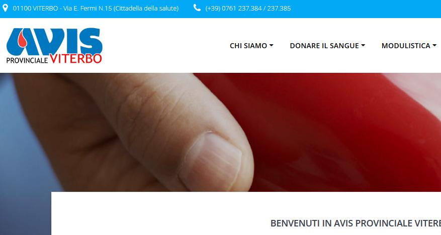 Avis Provinciale Viterbo