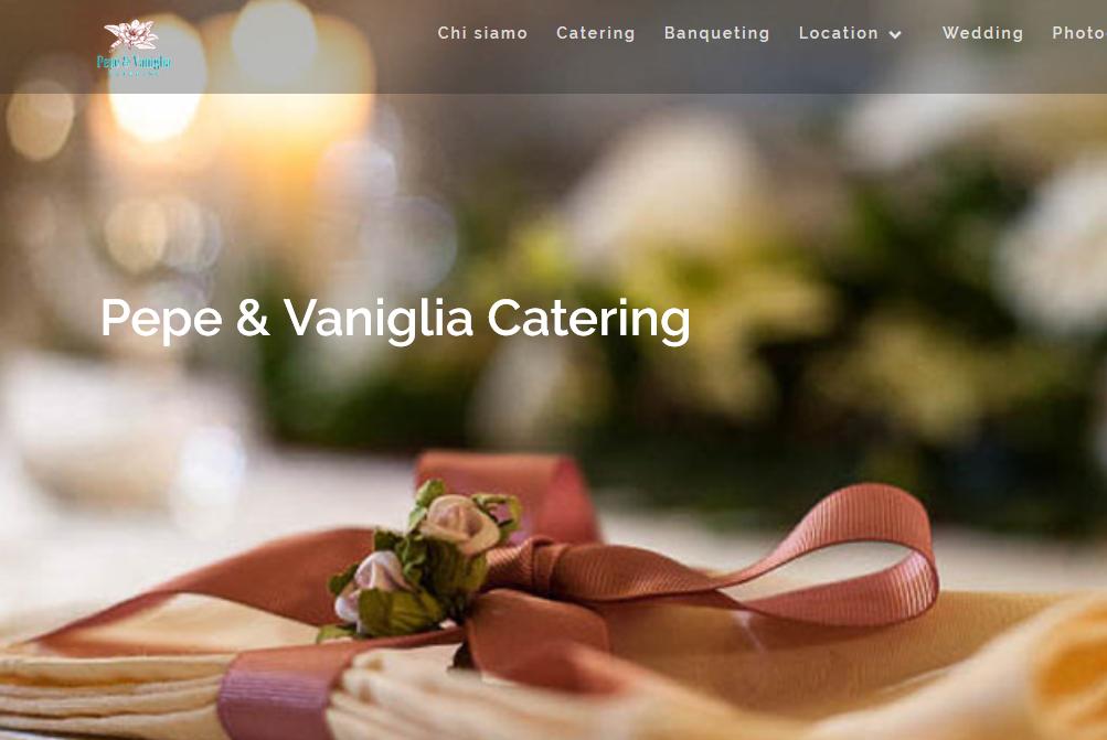 Pepe &Vaniglia Catering